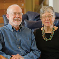 Photo of Doug '64 and Ruth Crane